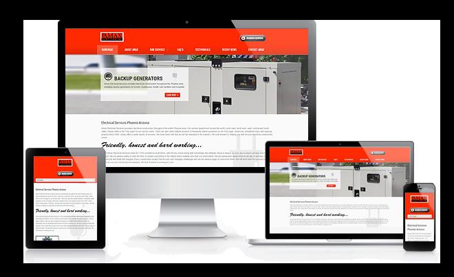 Semi Custom Web Design