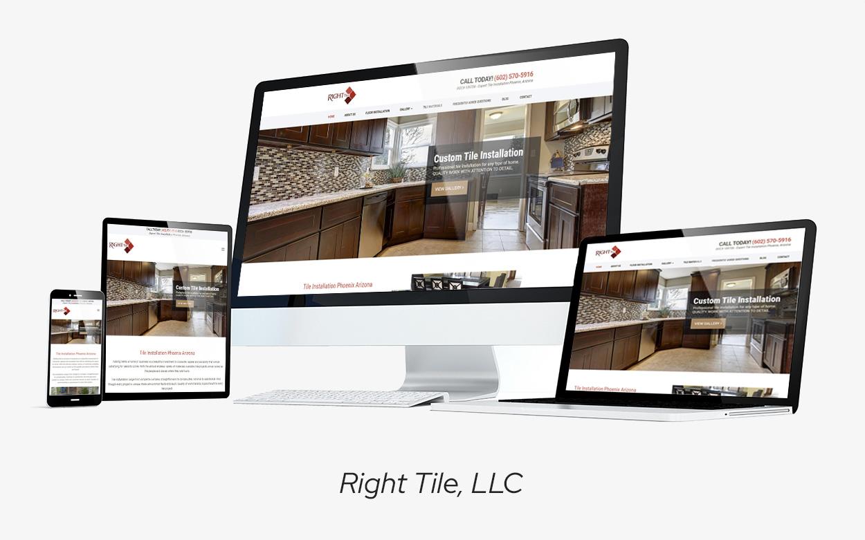 Web Design for RT
