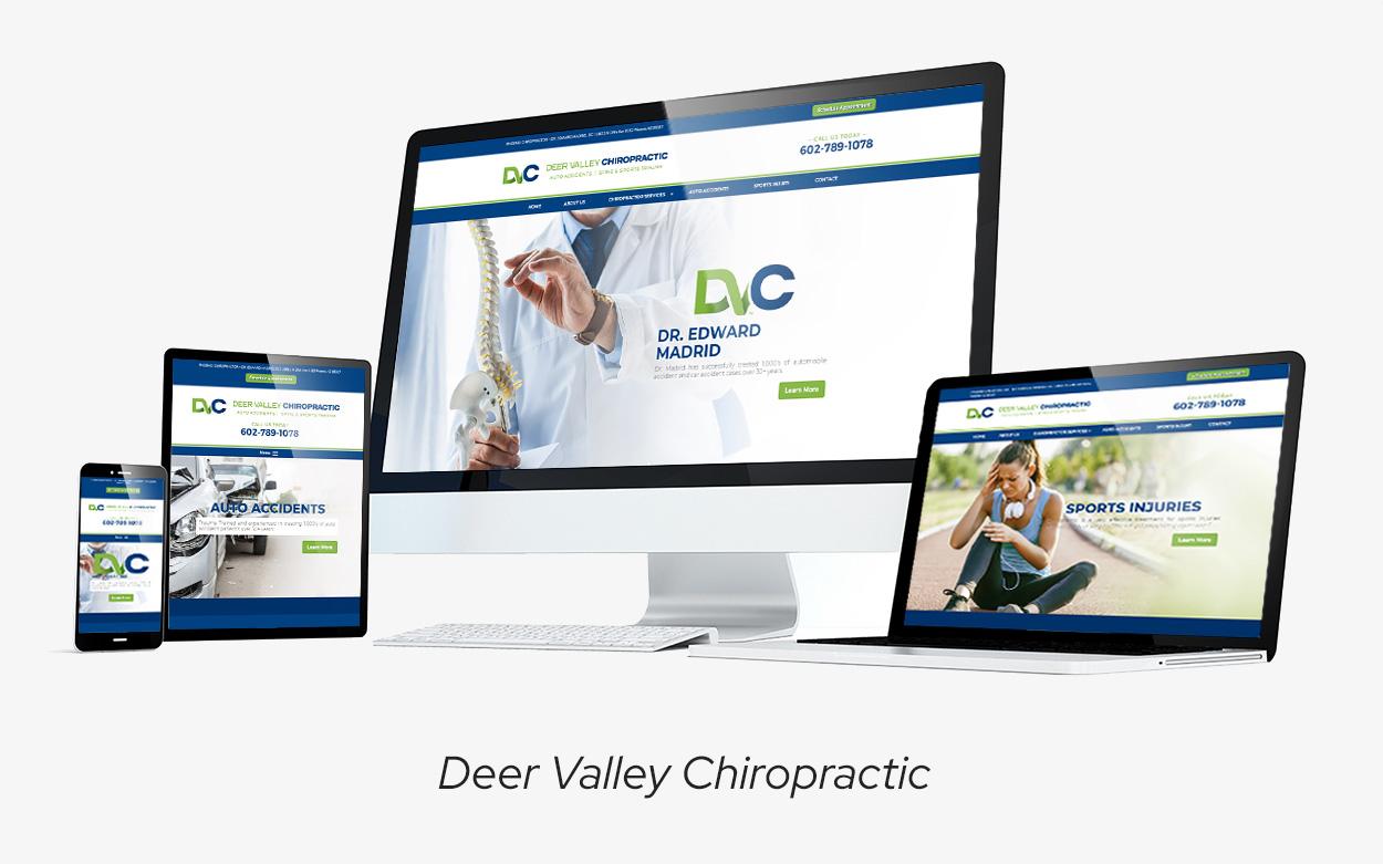 Web Design for DVC