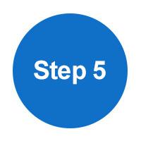 Web Design Process Step 5
